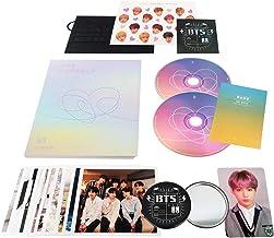 BTS Album - LOVE YOURSELF 結 ANSWER [ L ver. ] 2CD + Photobook +Mini Book + Sticker Pack + Folded Poster + FREE GIFT / K-POP Sealed
