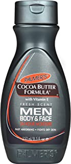 Palmer's Mens Body/face Lotion 8.5 Ounce