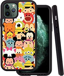 DISNEY COLLECTION Character Disney Tsum Compatible with iPhone 11 Pro (2019) (5.8 Inch)