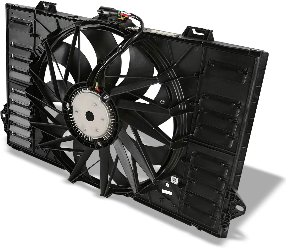PO3115103 トレンド OE Style Radiator Cooling Replacement Fan Assembly for 新作続