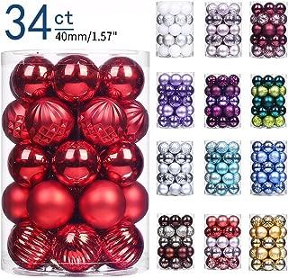 mini glass ball ornaments