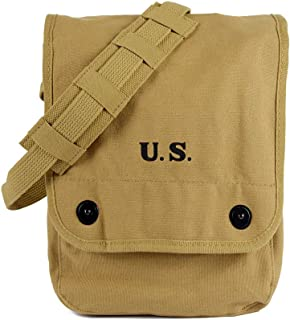 military map case shoulder bag
