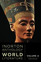 The Norton Anthology of World Literature (Fourth Edition) (Vol. Volume A)