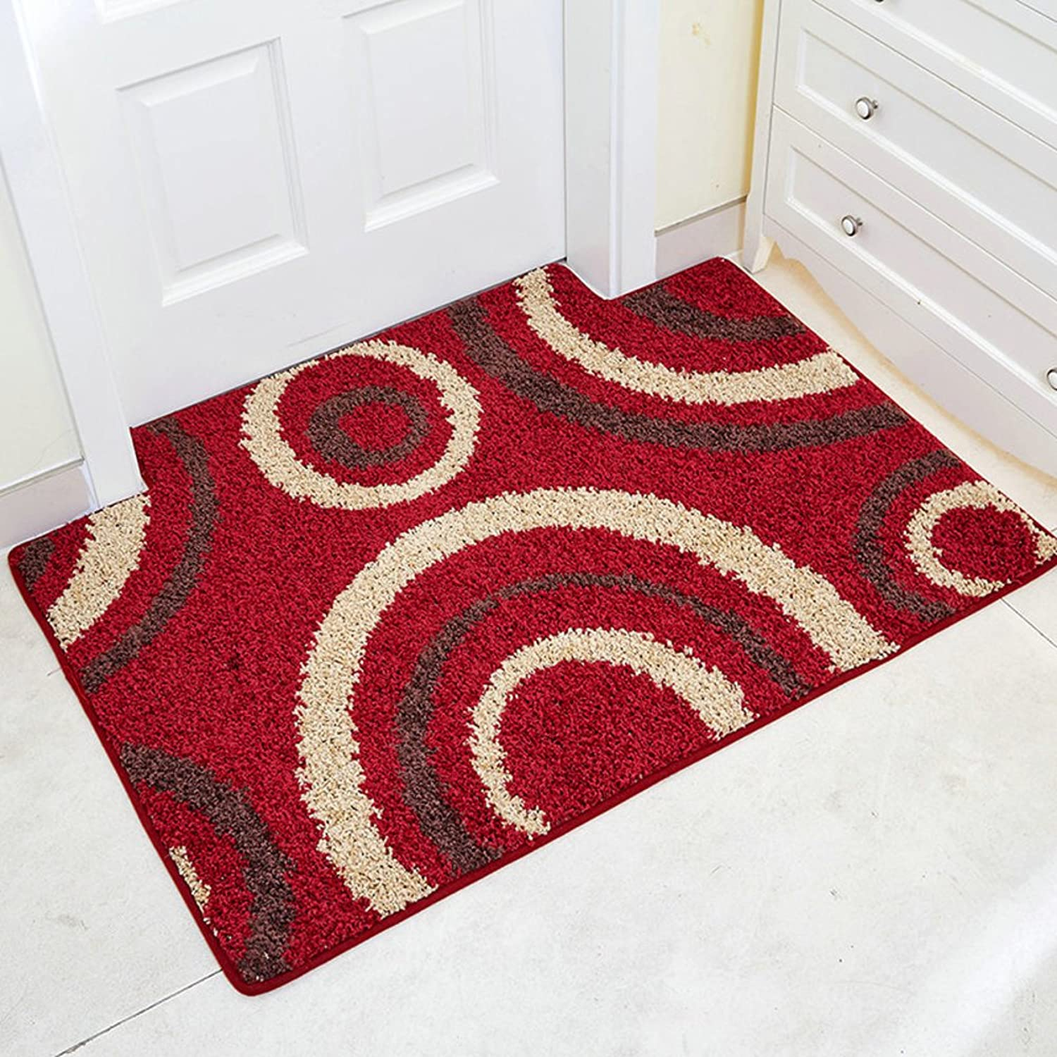 Indoor Mats Doormat Door,Indoor Mats Mats in The Hall Doormat Door Mats Floor Mat-A 90x120cm(35x47inch)