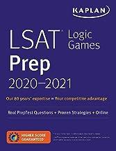 Download LSAT Logic Games Prep 2020-2021 PDF