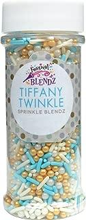 Festival Tiffany Twinkle Sprinkle Blendz, Assorted Colors, 4.8 oz. Jar