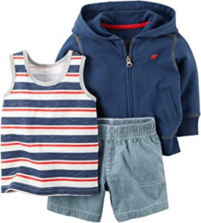 Carters Baby Boys 2 Pc Sets 127g137 Carters