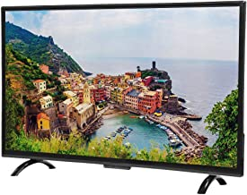 $835 » HD TV, 43inch 1920x1200 HD Large Screen Curved TV HDMI 3000R Curvature Smart TV with Quad Core Processor and Artificial Intelligence Voice (US Plug)