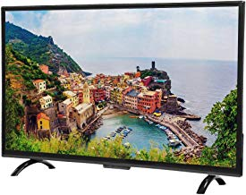 """$621 Get Vbestlife Portable HD Smart LCD TV, 43""""Large Screen HD TV,1920x1200 Digital Analog Television Player with Intelligence Voice,Support Wireless/HDMI/VGA/USB/AV for Car/Camping/Outdoor/Bedroom.(US)"""