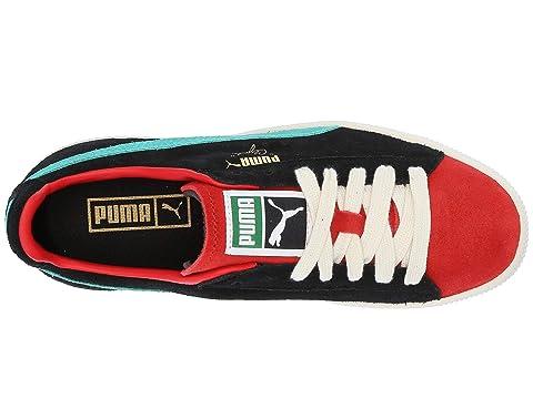 À Risque Noir Clyde Noir L'archive Pumas Blanc Murmure Rouge Whitepuma Haut Voix Cordovan Puma De Basse wqTtdSU