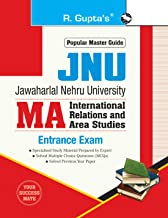 JNU : MA (International Relations and Area Studies) Entrance Exam Guide