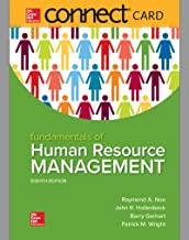 Connect Access Card for Fundamentals of Human Resource Management