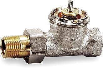 Honeywell, Inc. V110D1000 1/2 inch High Capacity Thermostatic Radiator Valve, Straight