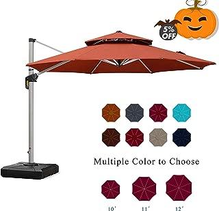 patio umbrella stand home depot