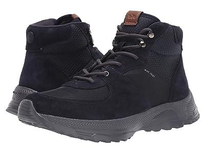 COACH C250 Cordura Hiker Boot (Ink Multi) Men