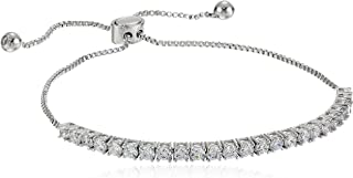 Jewelry Deluxe Women's Tennis Bracelet- Elegant Design...