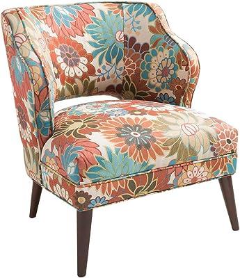Amazon.com: Hebel Marlow Accent Bardot Chair | Model CCNTCHR ...