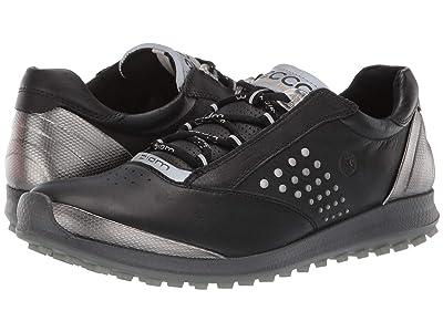 ECCO Golf Biom Hybrid 2 Hydromax(r) (Black) Women