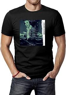 Men's Black Josh Ritter Hello Starling T-Shirt Tee Shirt