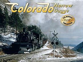 Colorado Narrow Gauge Calendar 2021 Wall