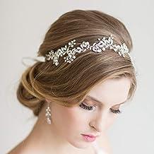 corona capelli sposa
