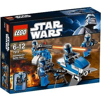 レゴ (LEGO) スター・ウォーズ マンダロリアン バトルパック 7914