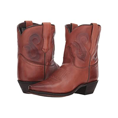 Dingo Keisha (Burnished Red) Cowboy Boots
