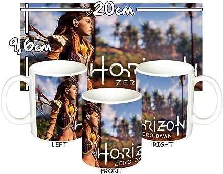 Preisvergleich für MasTazas Horizon Zero Dawn Aloy Tasse Mug