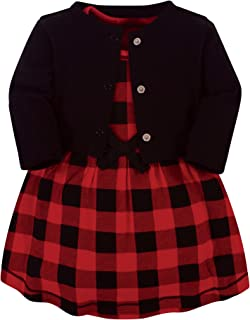 buffalo plaid 4t dress