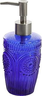 The Pioneer Woman Adeline Cobalt/Blue Soap Dispenser