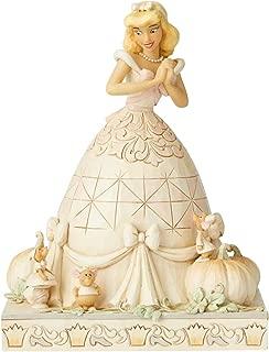 Enesco Disney Traditions by Jim Shore White Woodland Cinderella Figurine