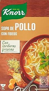 Knorr - Pollo con Fideos - 1000 ml