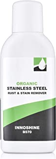 Stainless Steel Rust Remover and Cleaner 4 Ounces