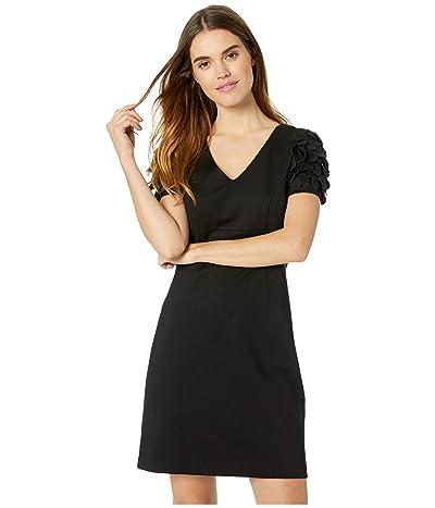 Trina Turk Deb Dress (Black) Women