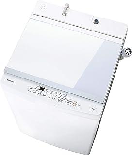 東芝 洗濯機 10kg 大容量 まとめ洗い AW-10M7-W ピュアホワイト
