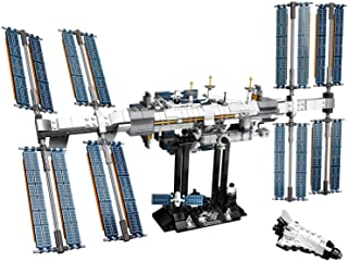 LEGO Ideas International Space Station 21321 864 Pieces White