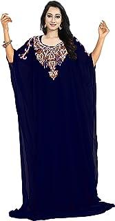 فستان حريمي طويل طويل طويل من KoC فستان الفراشة