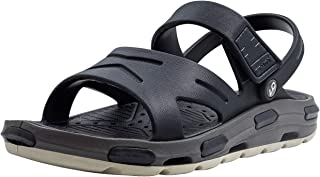 Ventolation - Blake - Men's Slip Resistant Sandal with Dual Density Comfort, Contoured Straps, and Our Patented Breathable Sole