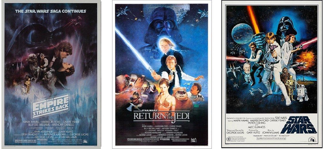 Star Wars Original Trilogy Classics Post Buy Online In Bahrain At Desertcart