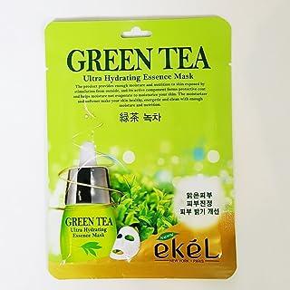 قناع ايسنس فائق الترطيب بخلاصة الشاي الاخضر من ايكيل - قطعة واحدة (25 ملم)