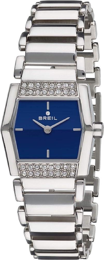 Breil orologio per donna khera con bracciale in acciaio TW1603