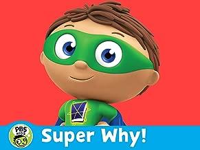super why super why