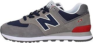 New Balance 574EAD, Sneaker Uomo, Grigio (Grey/Navy Ead), 53 EU