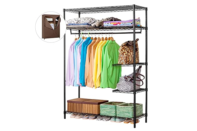 Best hanging racks for closet | Amazon.com