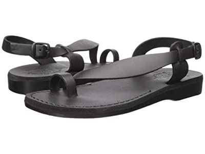 Jerusalem Sandals Mia (Black) Women