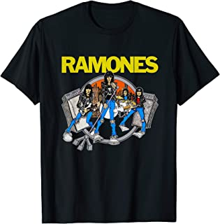 The Ramones-Official Band T-Shirt