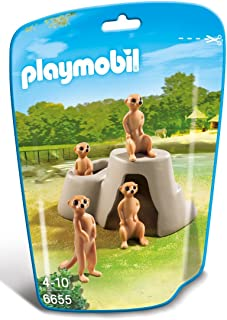 Playmobil 6655 Animal Kingdom  6 - 9 Years,Multi color