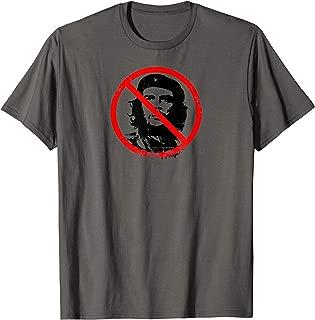 Official Anti-Communist Che Guevara Communism Socialism T-Shirt