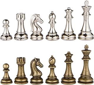 Best chess set large pieces Reviews
