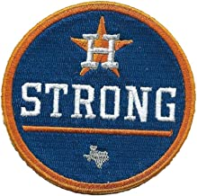 Houston Strong 2017 Jersey Iron ON Patch 3 INCH